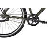 """Kalkhoff Durban One  - Vélo de ville - 28"""" olive"""